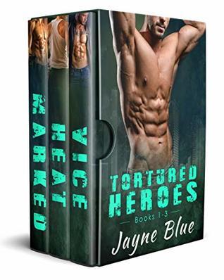 Tortured Heroes: Books 1-3 Box Set (Tortured Heroes, #1-3)