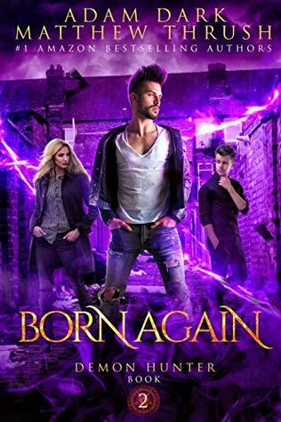 Born Again Book