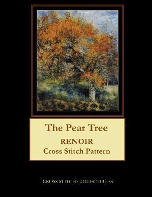 The Pear Tree: Renoir Cross Stitch Pattern