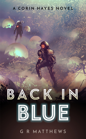 Back In Blue (Corin Hayes, #4)