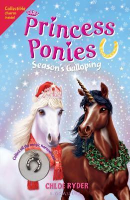 Princess Ponies 11: Season's Galloping