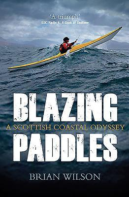 Blazing Paddles: A Scottish Coastal Odyssey