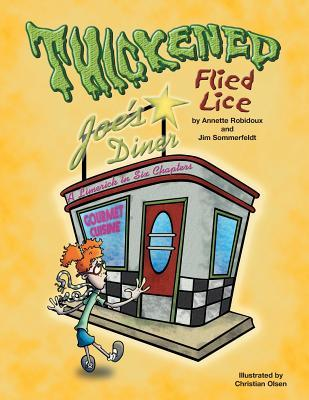 Thickened Flied Lice: A Limerick in Six Chapters