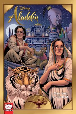 Disney Aladdin - Four Tales of Agrabah (Graphic Novel)