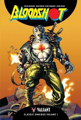 Bloodshot Classic Omnibus Volume 1 Hc