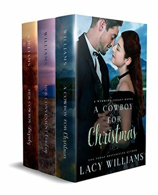 Wyoming Legacy Boxed Set 2: Volumes 4-7 (Lacy Williams Box Sets Book 6)