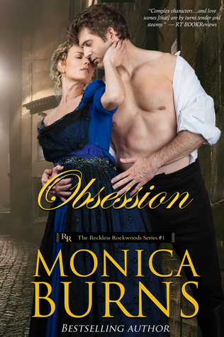 Obsession (The Reckless Rockwoods #1)