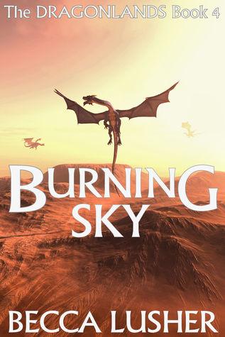 Burning Sky (Dragonlands #4)