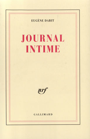 Journal Intime: 1928 1936