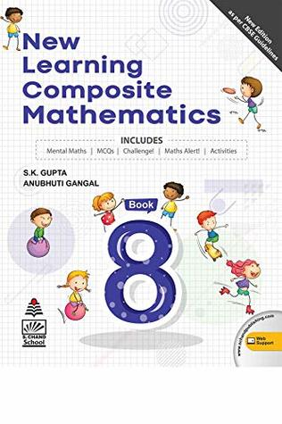 New Learning Composite Mathematics-8