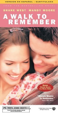 A Walk to Remember [VHS]