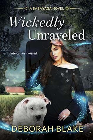 Wickedly Unraveled (Baba Yaga #4)