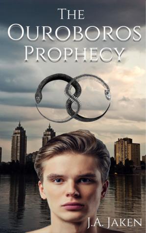 The Ouroboros Prophecy (Pathfinder, #2)