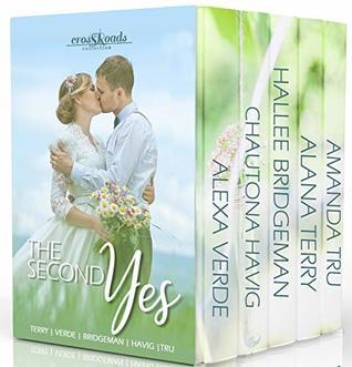 The Second Yes: Five Wedding Dress Christian Romances