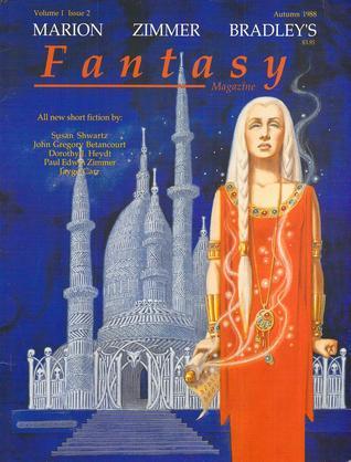 Marion Zimmer Bradley's Fantasy Magazine, Volume 1, Issue 2, Autumn 1988