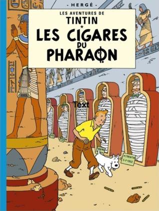 Les Cigares du Pharaon (Tintin, #4)