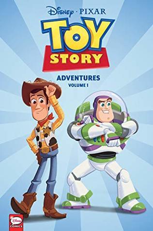 DISNEY·PIXAR Toy Story Adventures (Graphic Novel)