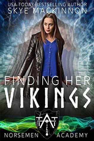 Finding Her Vikings by Skye MacKinnon