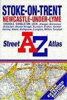 A-Z Street Atlas of Stoke-on-Trent