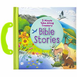 3 Minute Take-Along Treasury - Bible Stories