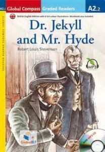 GCR A2.1 Dr Jekyll and Mr Hyde with MP3 Audio CD
