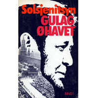 Gulag øhavet : 1918-1956 : et forsøg på et kunstnerisk studium, bind 1-2