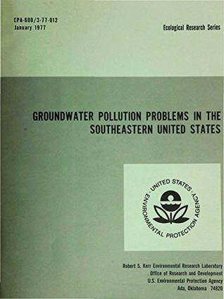 GroundWater Pollution Problems in the Southeastern United States