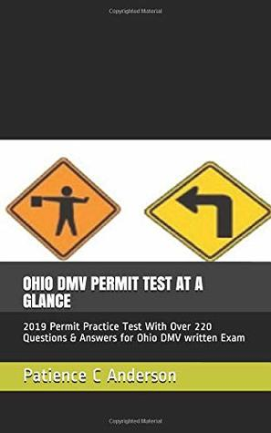 ohio drivers license test sample questions