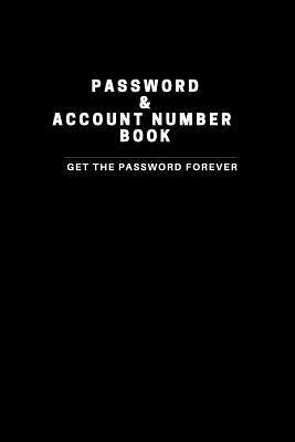 Password & Account Number Book and Little Telephone/Adress Book
