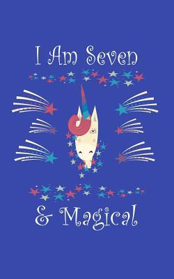 I Am Seven & Magical: 102 Doodle Pages for Drawing and Doodling