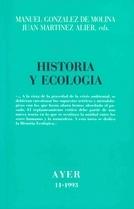 Historia y ecología (Revista Ayer #11)