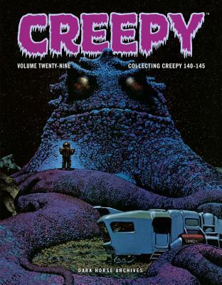 Creepy Archives Volume 29