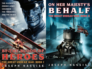 The Great Undead War (2 Book Series)