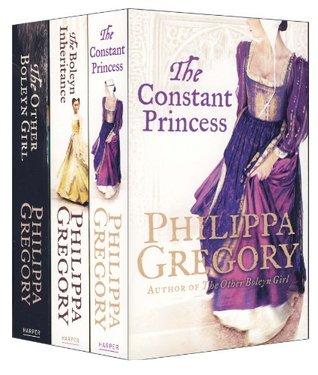 X Philippa Gregory Set: The Boleyn Inheritance/The Constant Princess/TheOther Boleyn Girl