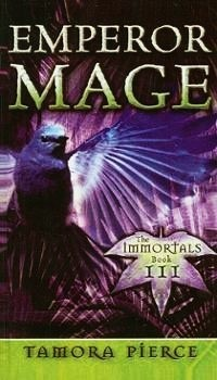 Emperor Mage (Immortals, #3)