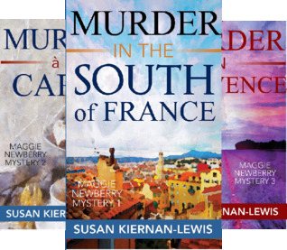 The Maggie Newberry Mystery Series (13 Book Series)