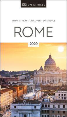 DK Eyewitness Travel Guide Rome: 2020