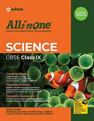 CBSE All In One Science Class 9