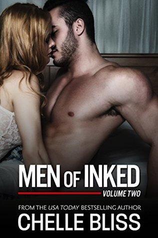 Men of Inked Volume 2 (Men of Inked, #4-6)
