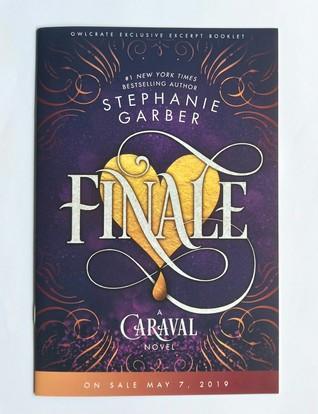 Excerpt: Finale (Caraval, #3)