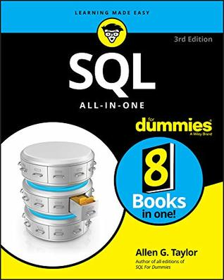 SQL All-In-One For Dummies (For Dummies