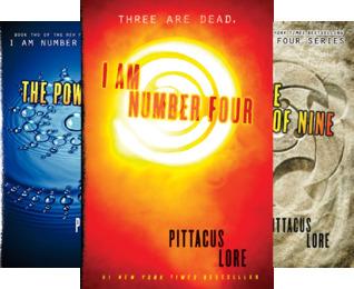 Lorien Legacies (7 Book Series)