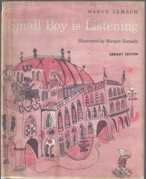 Small Boy Is Listening