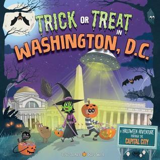 Trick or Treat in Washington DC: A Halloween Adventure Through the Capital City