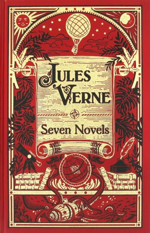 Jules Verne: Seven Novels (Extraordinary Voyages, #1 & 3 & 4 & 6 & 7 & 11 & 12)