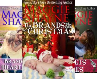 The Oklahoma Brands (6 Book Series)