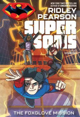 Super Sons: The Foxglove Mission
