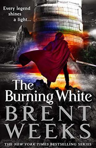 The Burning White: Book Five of Lightbringer