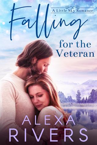 Falling for the Veteran (Little Sky Romance #2)