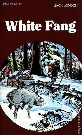 White Fang (Pocket Classics #35)